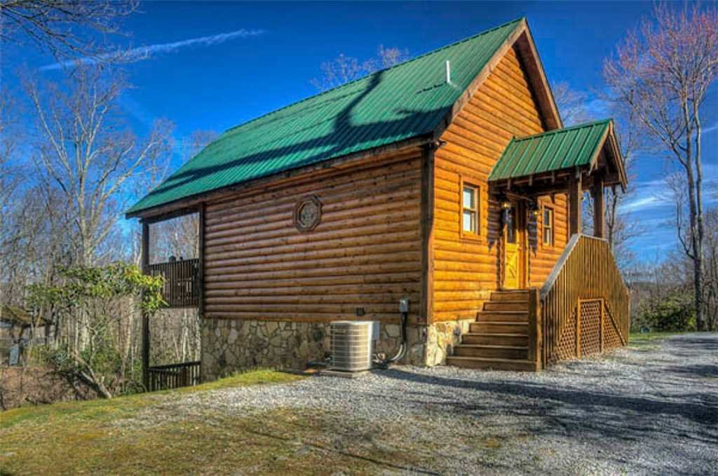 Photo of a Pigeon Forge Cabin named Whispering Waters - This is the seventeenth photo in the set.