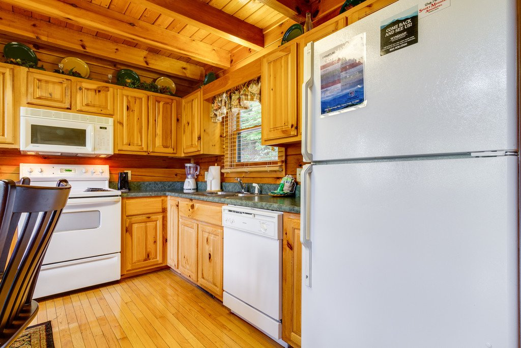 Photo of a Pigeon Forge Cabin named Moonlight Retreat - This is the twelfth photo in the set.