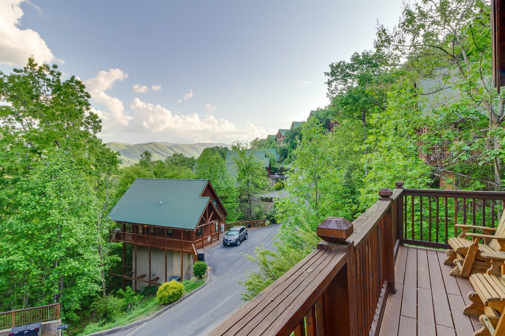 Photo of a Pigeon Forge Cabin named Moonlight Retreat - This is the thirty-sixth photo in the set.