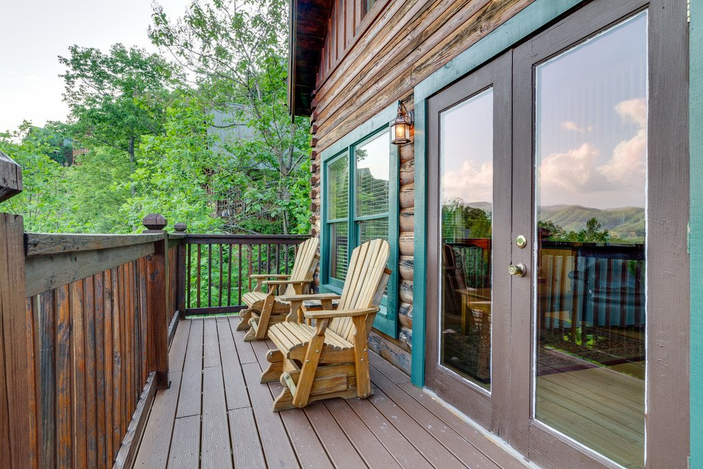 Photo of a Pigeon Forge Cabin named Moonlight Retreat - This is the thirty-fifth photo in the set.