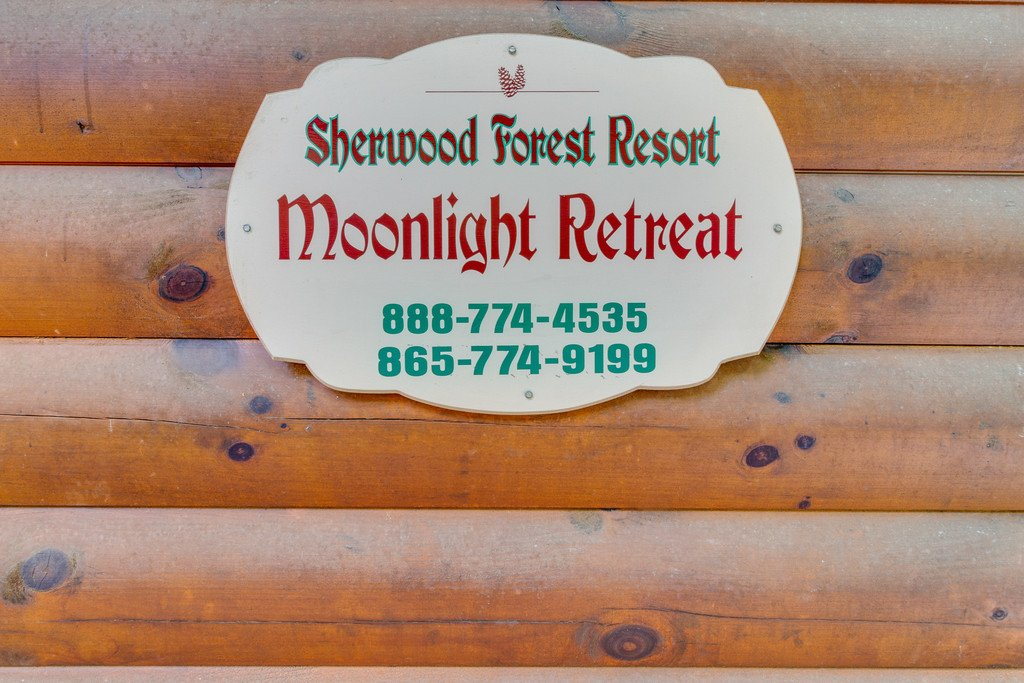 Photo of a Pigeon Forge Cabin named Moonlight Retreat - This is the forty-second photo in the set.