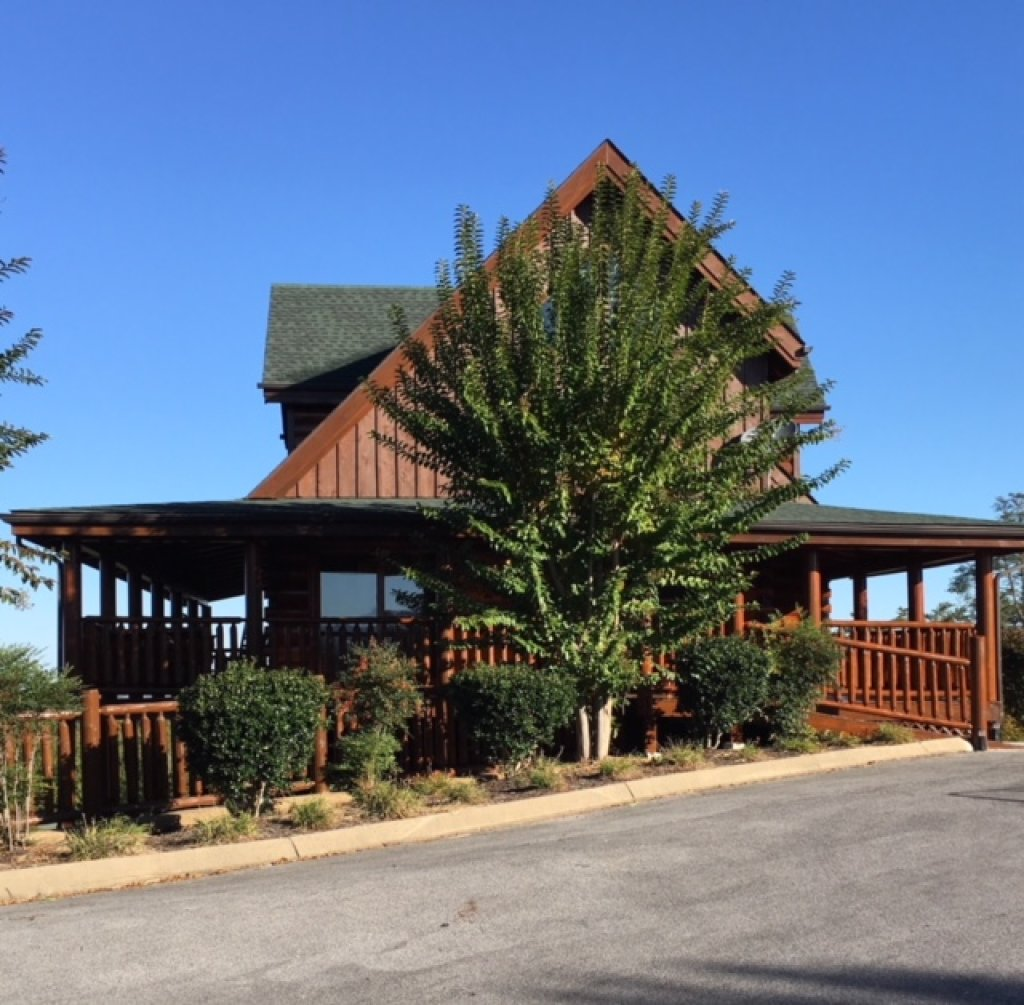 Photo of a Pigeon Forge Cabin named Better View - This is the fourth photo in the set.