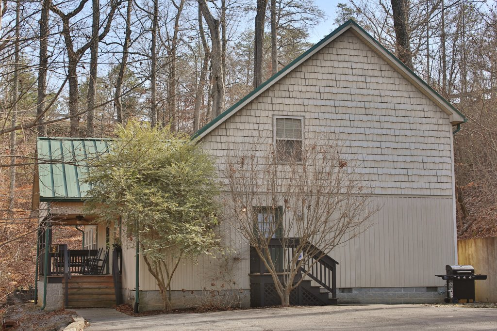 Photo of a Pigeon Forge Cabin named Cedar Falls (#8) - This is the fifth photo in the set.