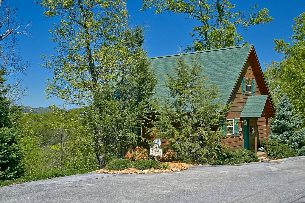 Photo of a Gatlinburg Cabin named American Dream #142 - This is the twenty-sixth photo in the set.