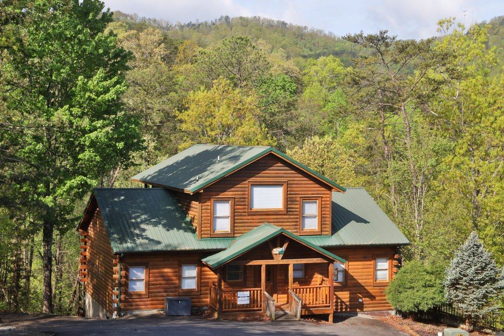 Photo of a Pigeon Forge Cabin named Big Pine Lodge - This is the third photo in the set.