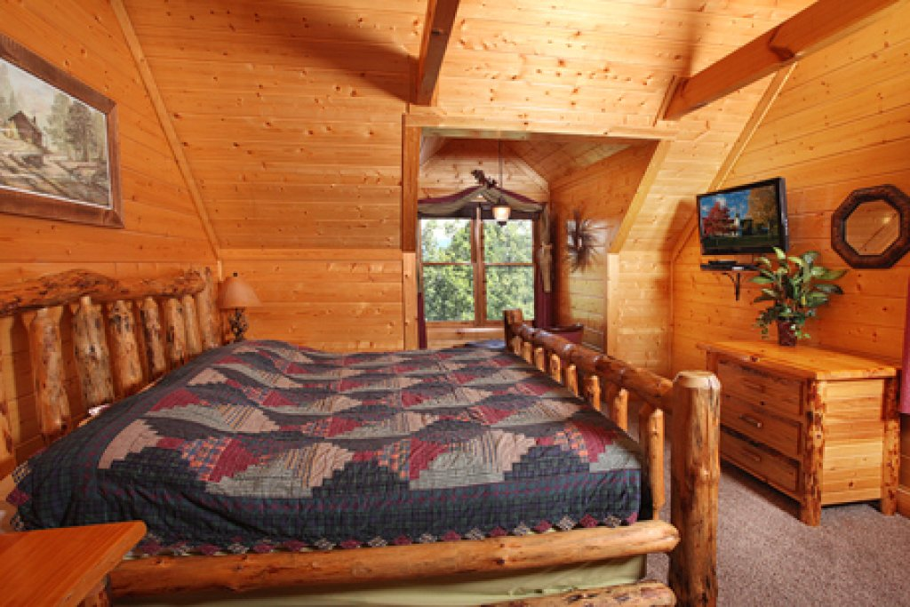 Photo of a Pigeon Forge Cabin named Estate Of Relaxation - This is the twenty-first photo in the set.
