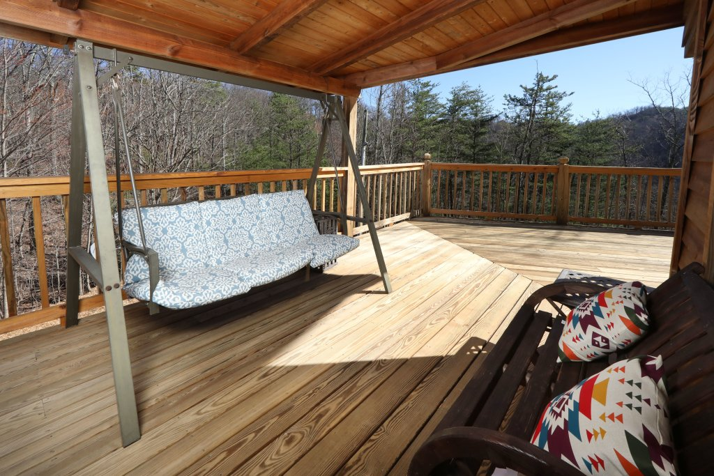 Photo of a Pigeon Forge Cabin named Haven Of Rest - This is the seventh photo in the set.