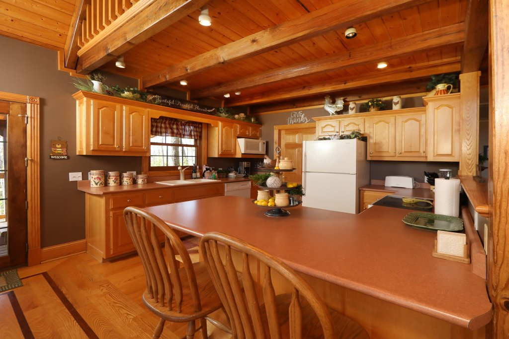 Photo of a Pigeon Forge Cabin named Haven Of Rest - This is the fifty-eighth photo in the set.