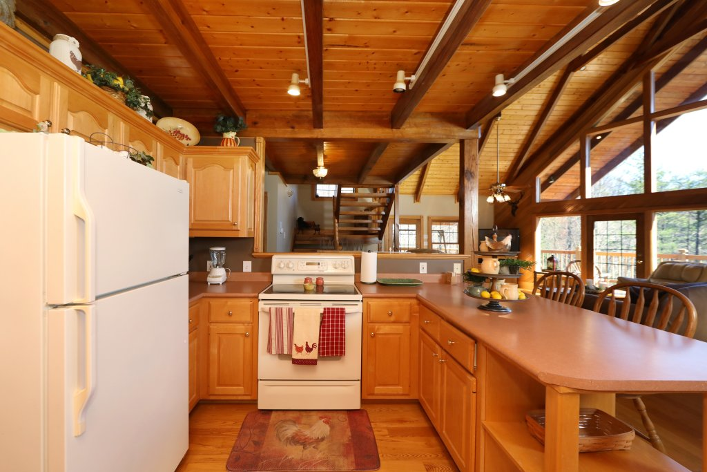 Photo of a Pigeon Forge Cabin named Haven Of Rest - This is the sixtieth photo in the set.