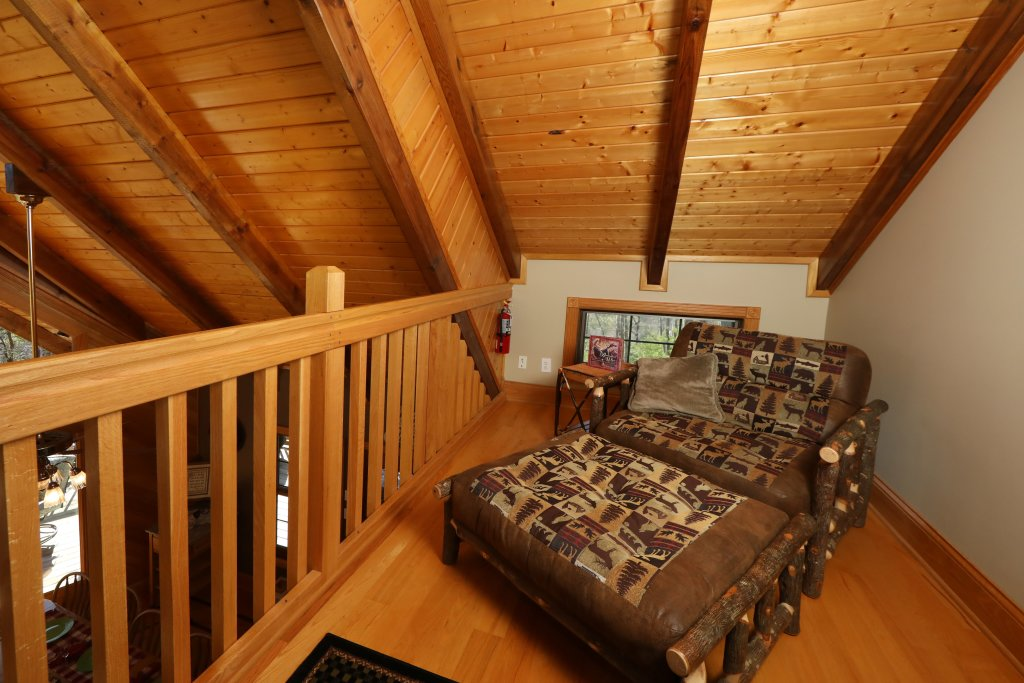Photo of a Pigeon Forge Cabin named Haven Of Rest - This is the fifty-first photo in the set.