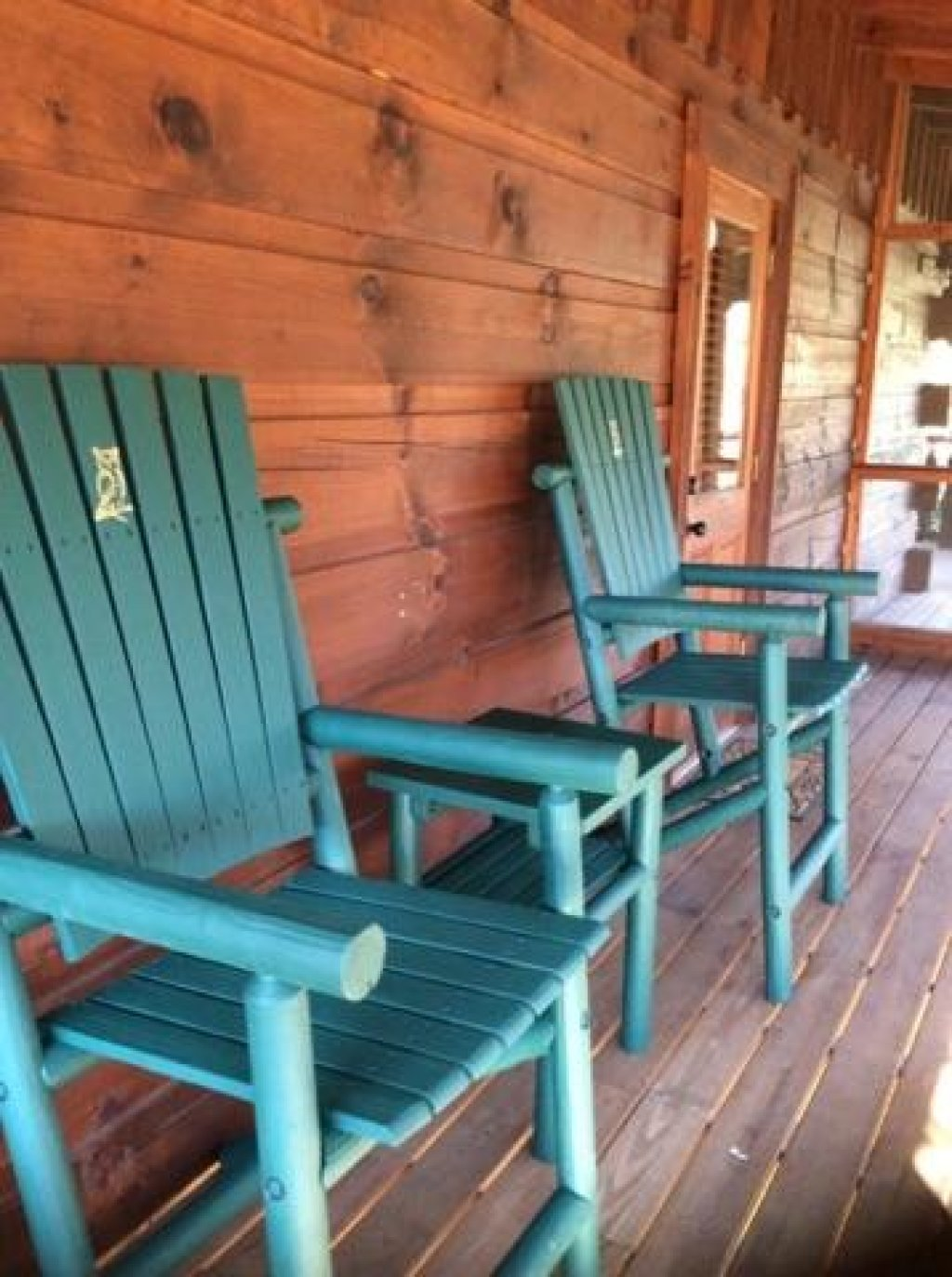 Photo of a Pigeon Forge Cabin named Owlpine Lodge - This is the third photo in the set.