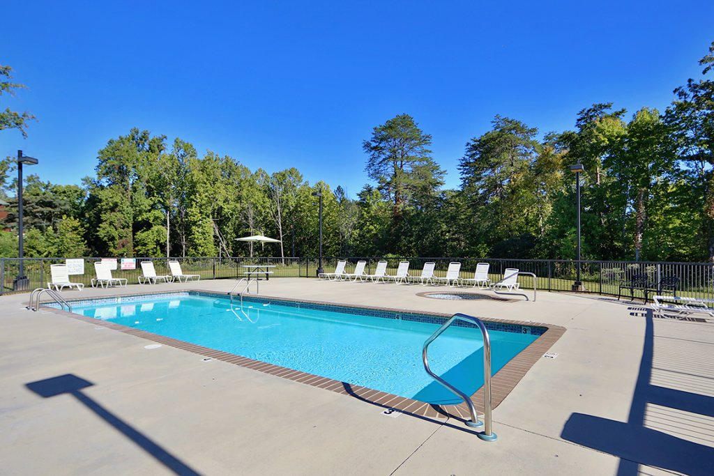 Photo of a Pigeon Forge Condo named Mountain View Condo 3507 - This is the sixth photo in the set.