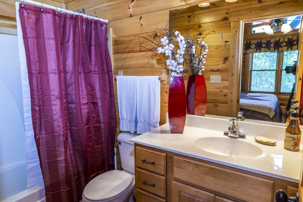 Photo of a Pigeon Forge Cabin named Owlpine Lodge - This is the thirtieth photo in the set.