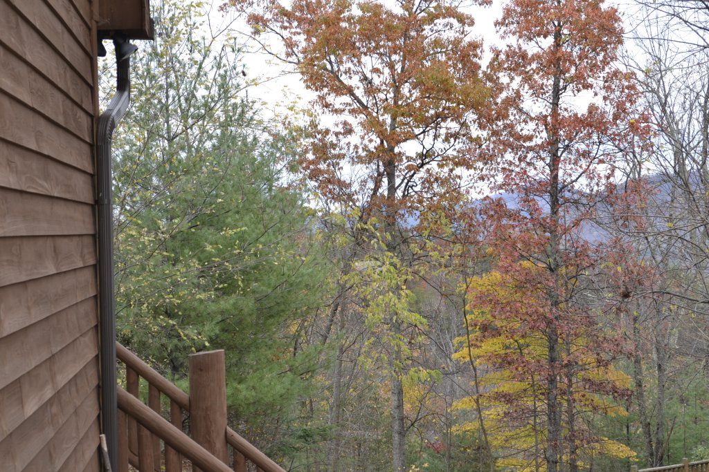 Photo of a Pigeon Forge Cabin named Parkside Haven - This is the eighth photo in the set.