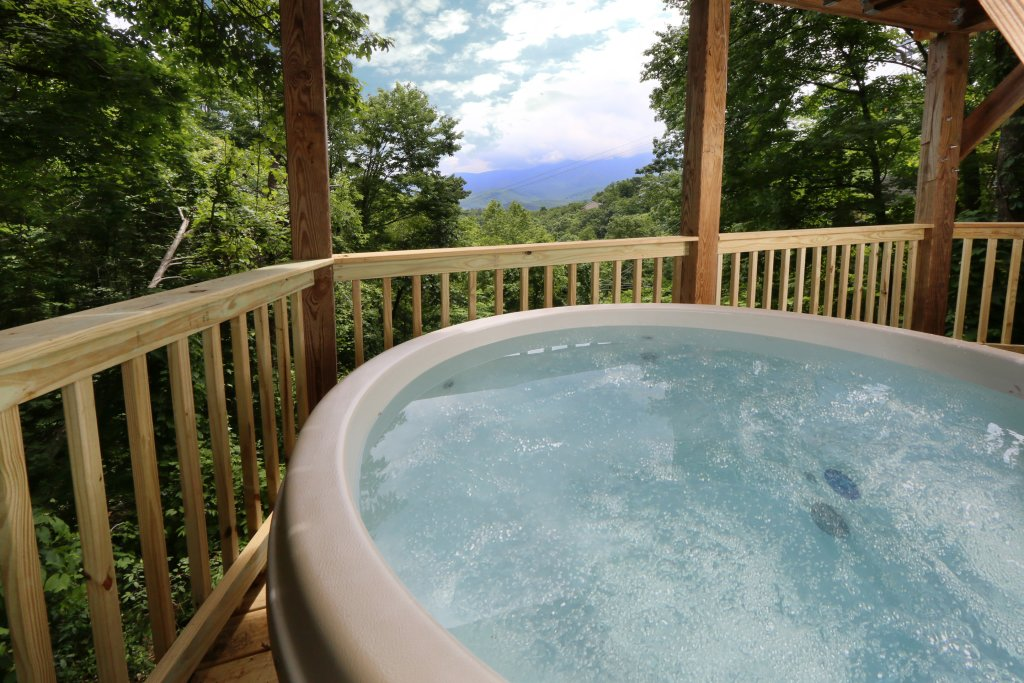Photo of a Gatlinburg Cabin named Million Dollar View - This is the ninth photo in the set.