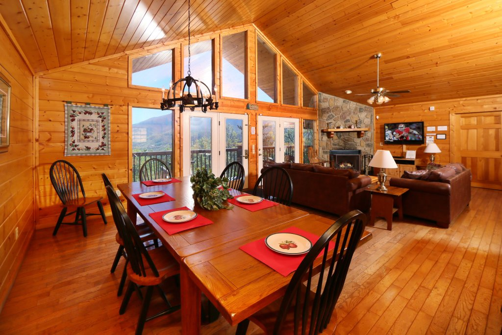 Photo of a Pigeon Forge Cabin named Majestic Views - This is the twenty-sixth photo in the set.