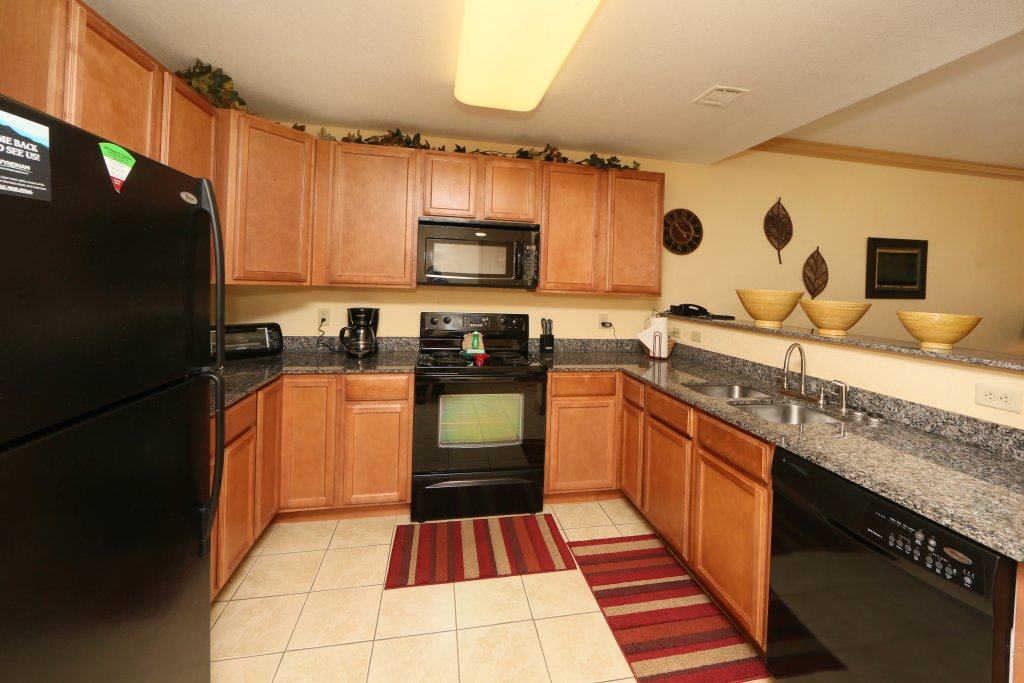 Photo of a Pigeon Forge Condo named Mountain View Condo 3107 - This is the nineteenth photo in the set.