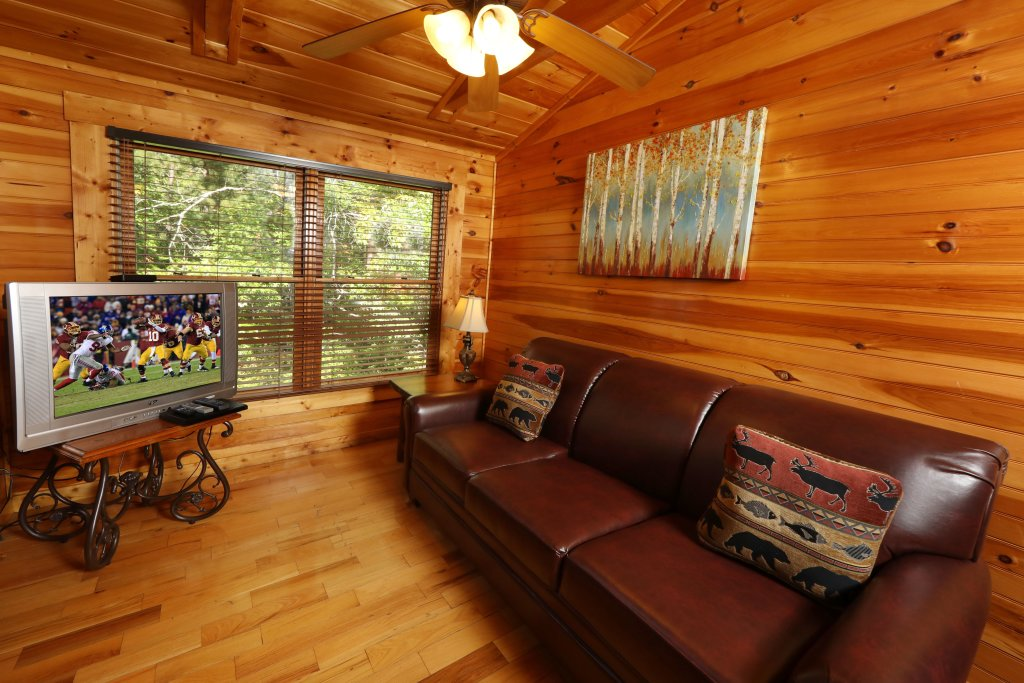 Photo of a Pigeon Forge Cabin named Smoky Bear Manor - This is the thirty-third photo in the set.