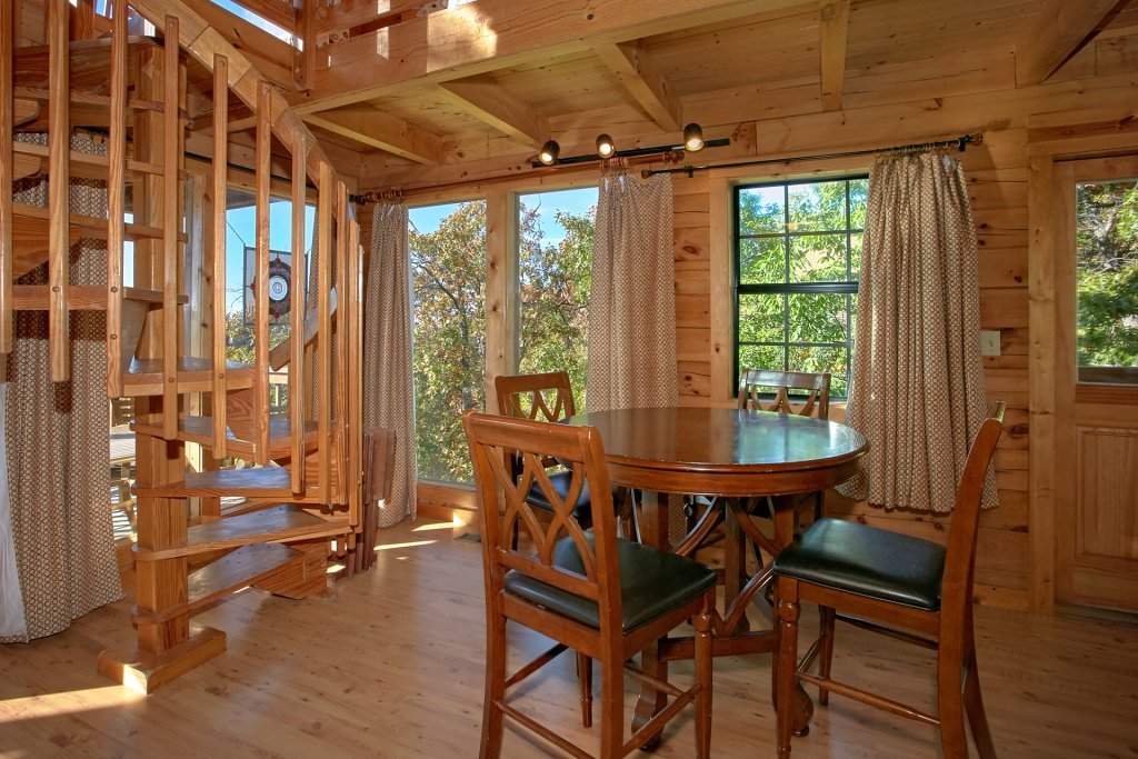 Photo of a Pigeon Forge Cabin named Morning View #131 - This is the eighth photo in the set.