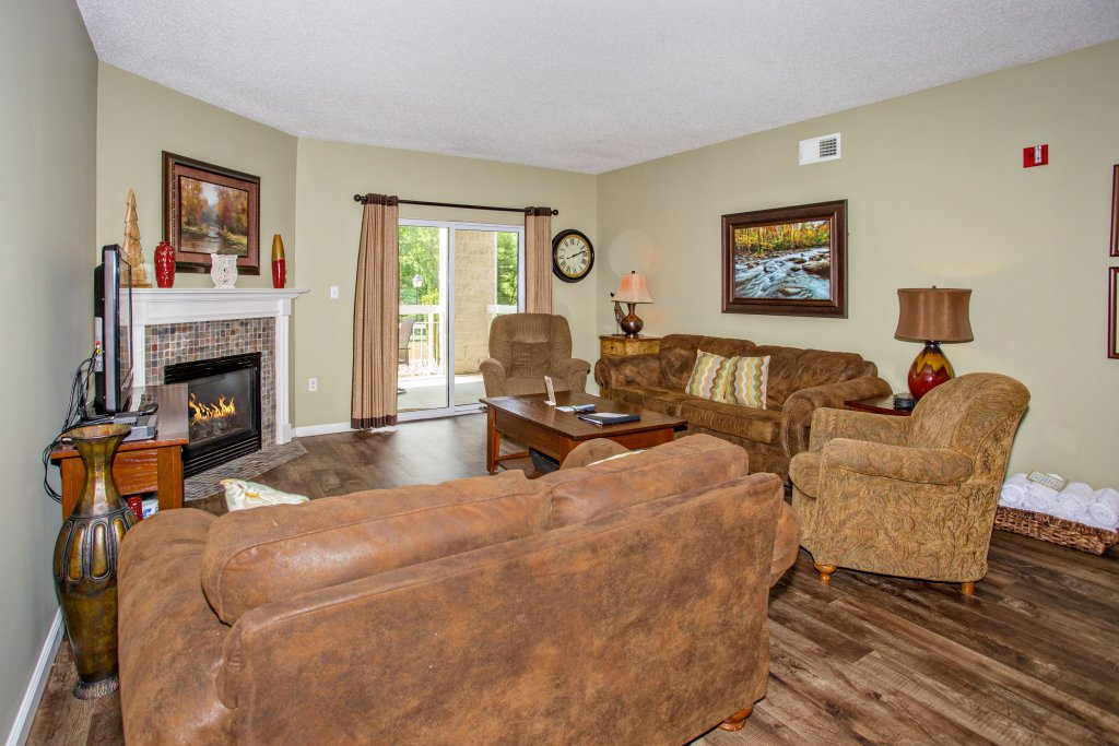 Photo of a Pigeon Forge Condo named Whispering Pines 314 - This is the first photo in the set.