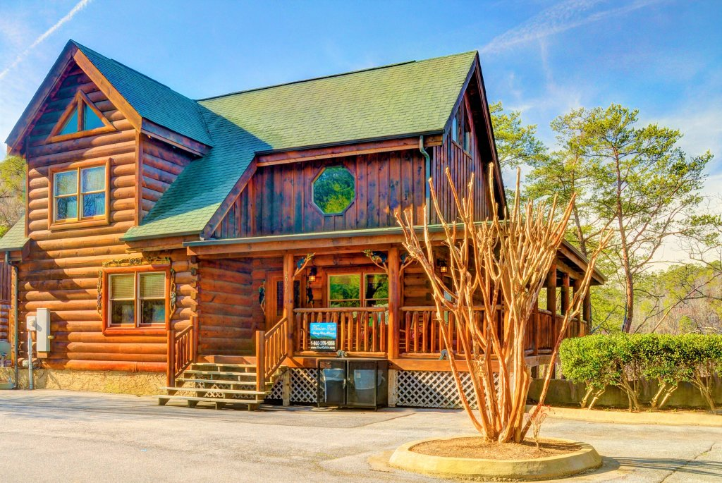 Photo of a Pigeon Forge Cabin named Almost Heaven - This is the fiftieth photo in the set.