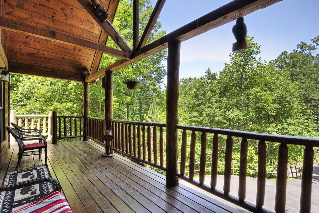 Photo of a Gatlinburg Cabin named A Secluded Bearadise #247 - This is the thirty-first photo in the set.