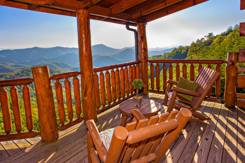 Photo of a Pigeon Forge Cabin named Where Eagles Fly - This is the forty-fourth photo in the set.