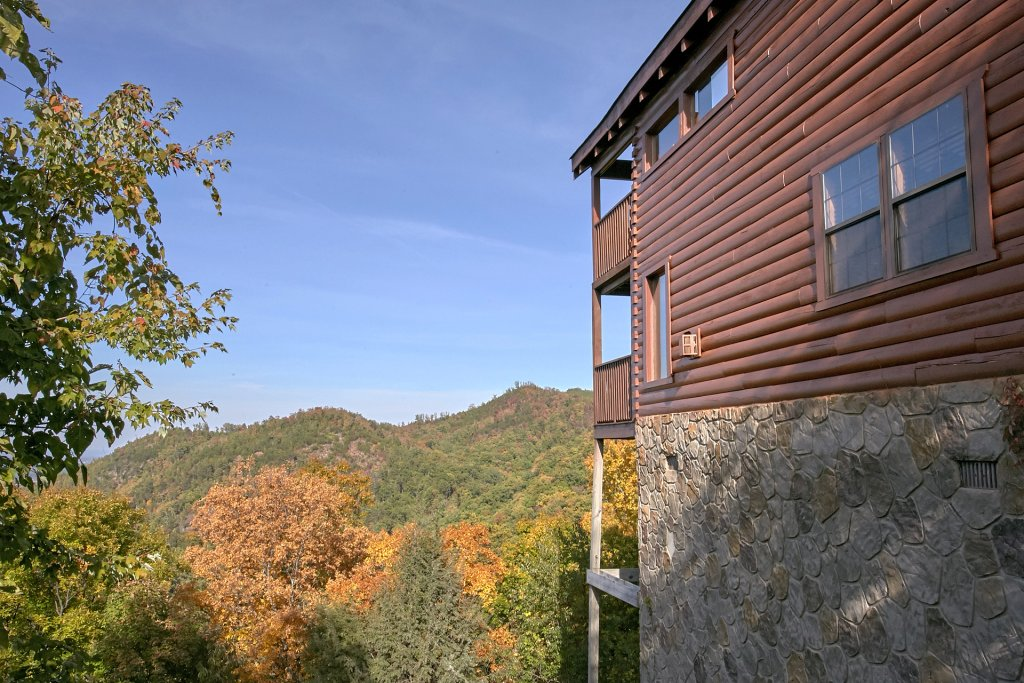 Photo of a Pigeon Forge Cabin named Evening View #133 - This is the fourth photo in the set.