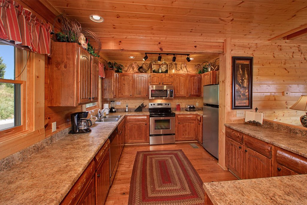 Photo of a Pigeon Forge Cabin named Award Winning Views - This is the ninth photo in the set.