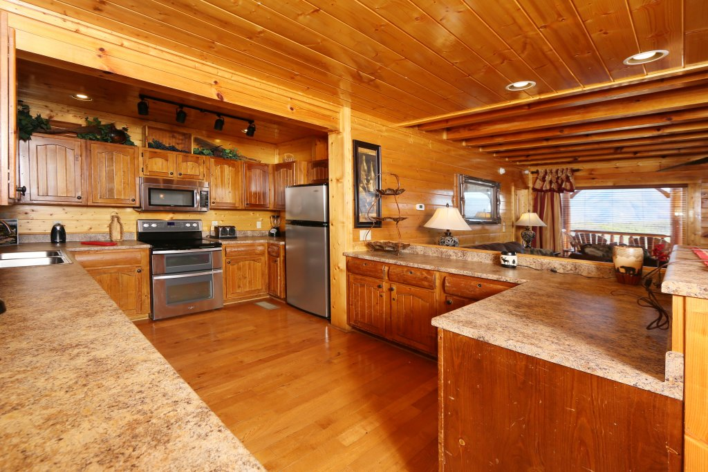 Photo of a Pigeon Forge Cabin named Award Winning Views - This is the tenth photo in the set.