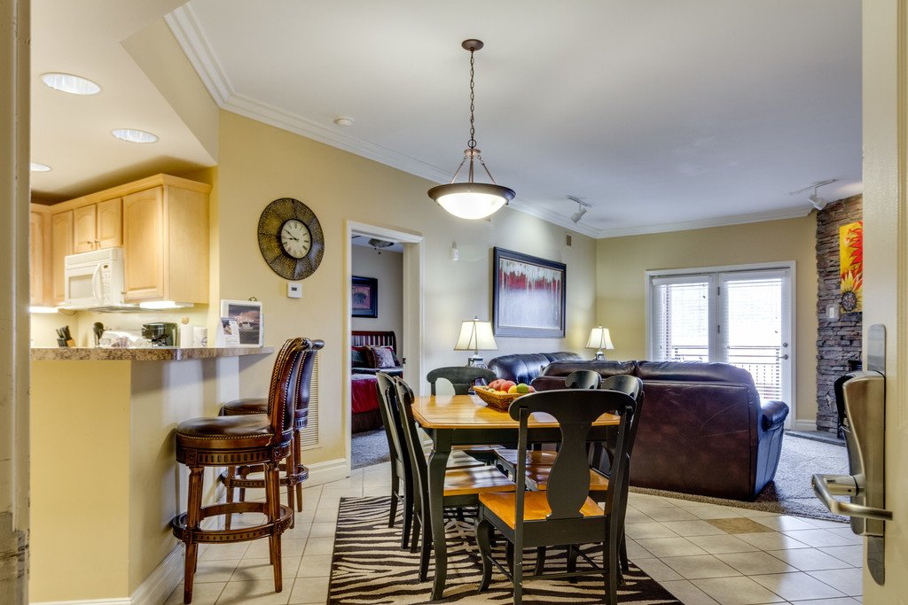 Photo of a Gatlinburg Condo named Baskins Creek 205 - This is the sixth photo in the set.