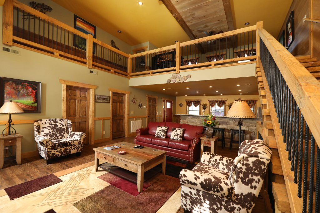 Photo of a Gatlinburg Cabin named Marco Polo - This is the seventeenth photo in the set.