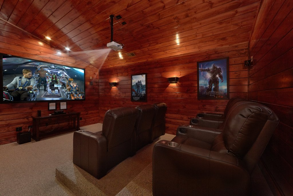 Photo of a Gatlinburg Cabin named Lumberjack Lodge - This is the first photo in the set.