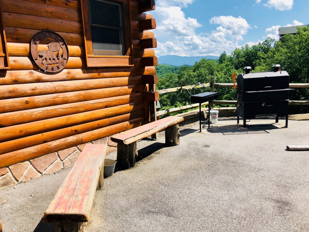 Photo of a Pigeon Forge Cabin named Award Winning Views - This is the sixth photo in the set.