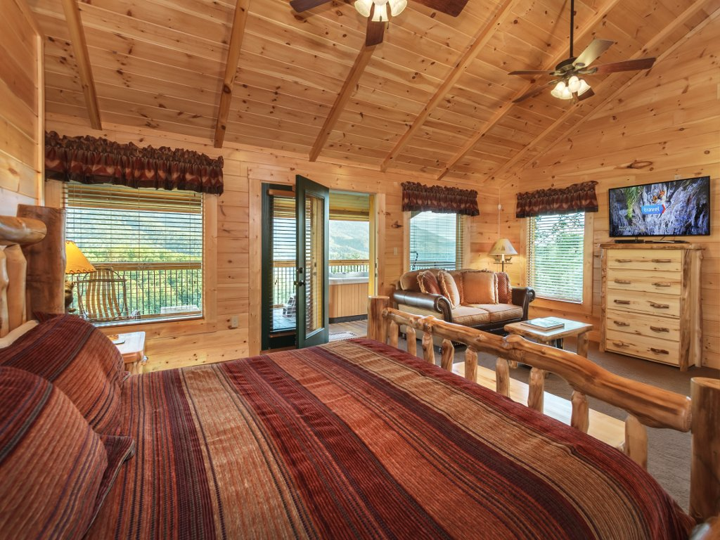 Photo of a Gatlinburg Cabin named Cloud Dancer Ii - This is the seventeenth photo in the set.