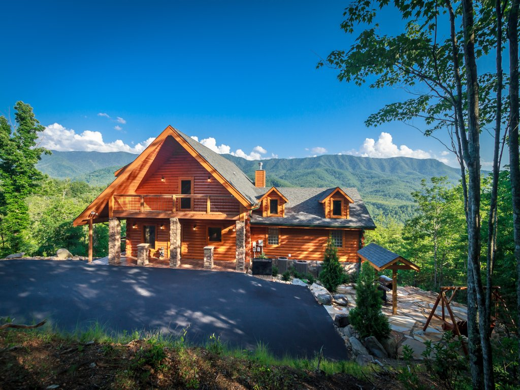 Photo of a Gatlinburg Cabin named Cloud Dancer Ii - This is the thirty-fourth photo in the set.