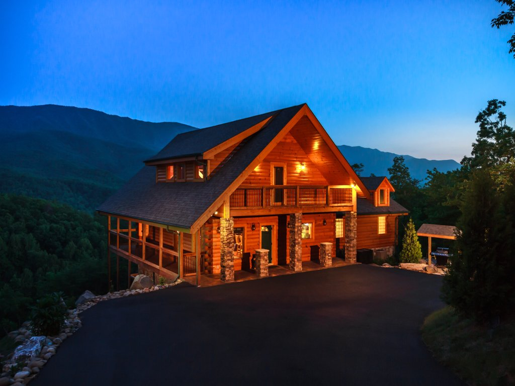Photo of a Gatlinburg Cabin named Cloud Dancer Ii - This is the forty-eighth photo in the set.