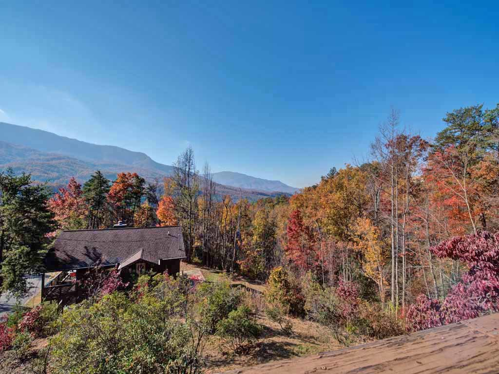 Photo of a Gatlinburg Cabin named Alpine Windsong - This is the nineteenth photo in the set.