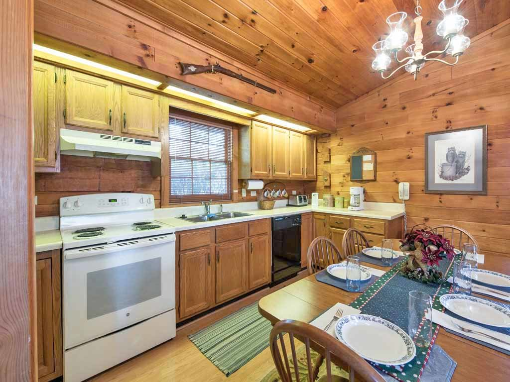 Photo of a Gatlinburg Cabin named Alpine Windsong - This is the seventh photo in the set.