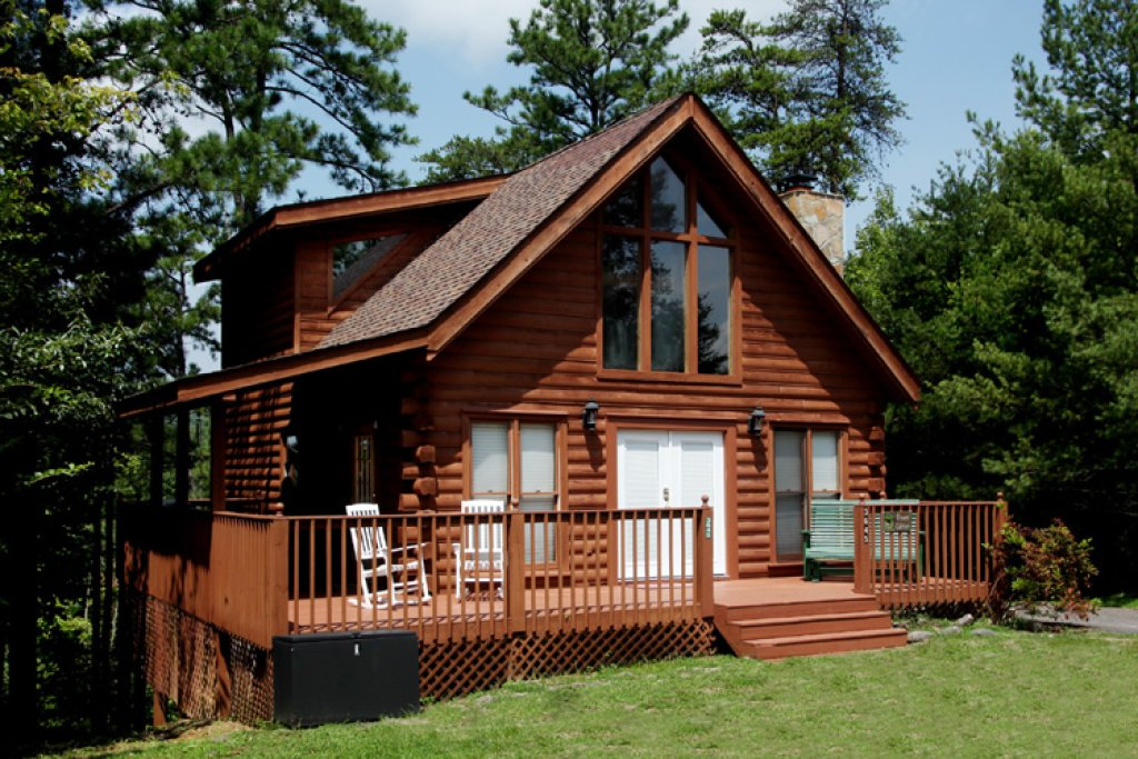 Photo of a Gatlinburg Cabin named Dream Catcher - This is the twenty-first photo in the set.