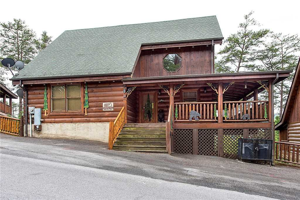 Photo of a Pigeon Forge Cabin named Appalachian Dream - This is the twenty-first photo in the set.