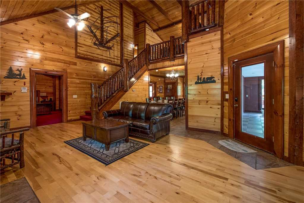 Photo of a Gatlinburg Cabin named A New Beginning - This is the third photo in the set.