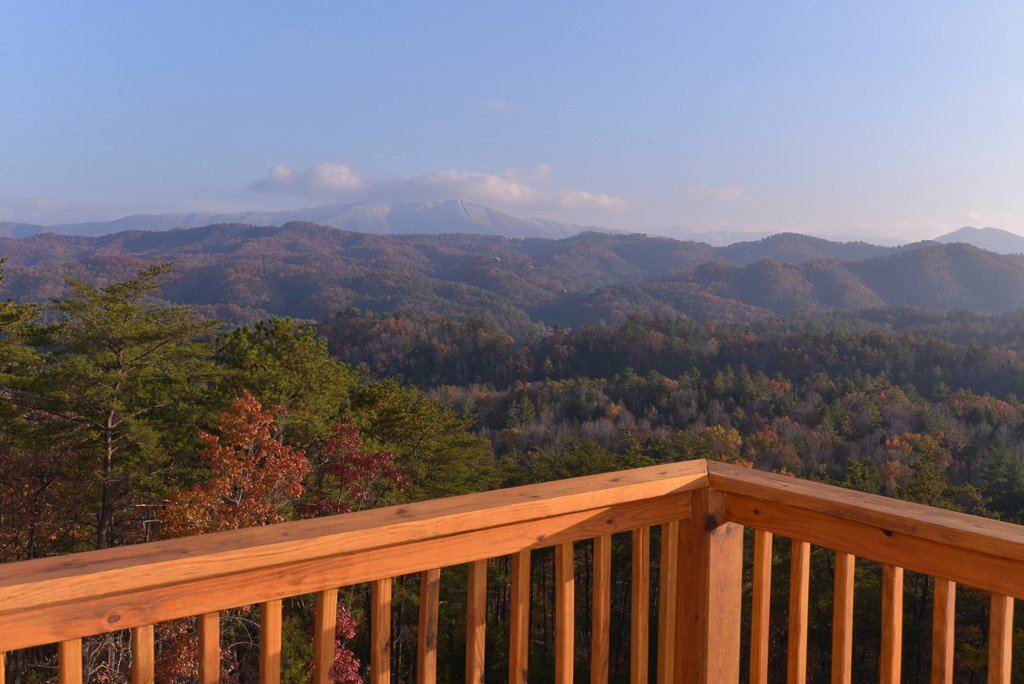 Photo of a Pigeon Forge Cabin named A View To Remember #204 - This is the thirty-seventh photo in the set.