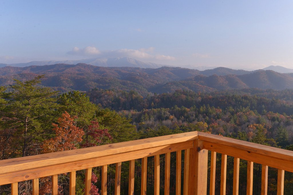 Photo of a Pigeon Forge Cabin named A View To Remember #204 - This is the forty-eighth photo in the set.