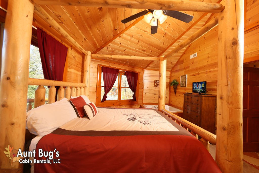 Photo of a Gatlinburg Cabin named Swimmin With Bears #375 - This is the twenty-fourth photo in the set.