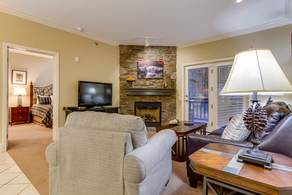 Photo of a Gatlinburg Condo named Baskins Creek 111 - This is the second photo in the set.
