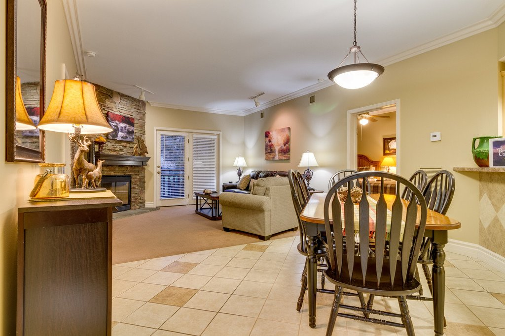 Photo of a Gatlinburg Condo named Baskins Creek 111 - This is the eighth photo in the set.