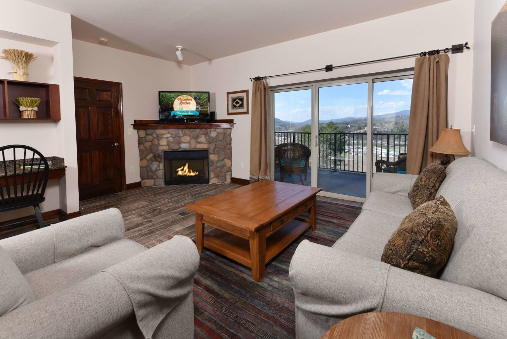 Photo of a Pigeon Forge Condo named 3004 Big Bear Resort - This is the sixteenth photo in the set.