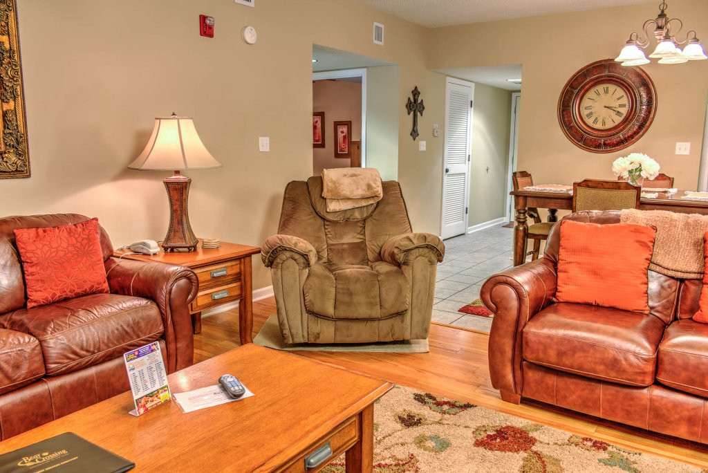 Photo of a Pigeon Forge Condo named Bear Crossing 204 - This is the fourteenth photo in the set.