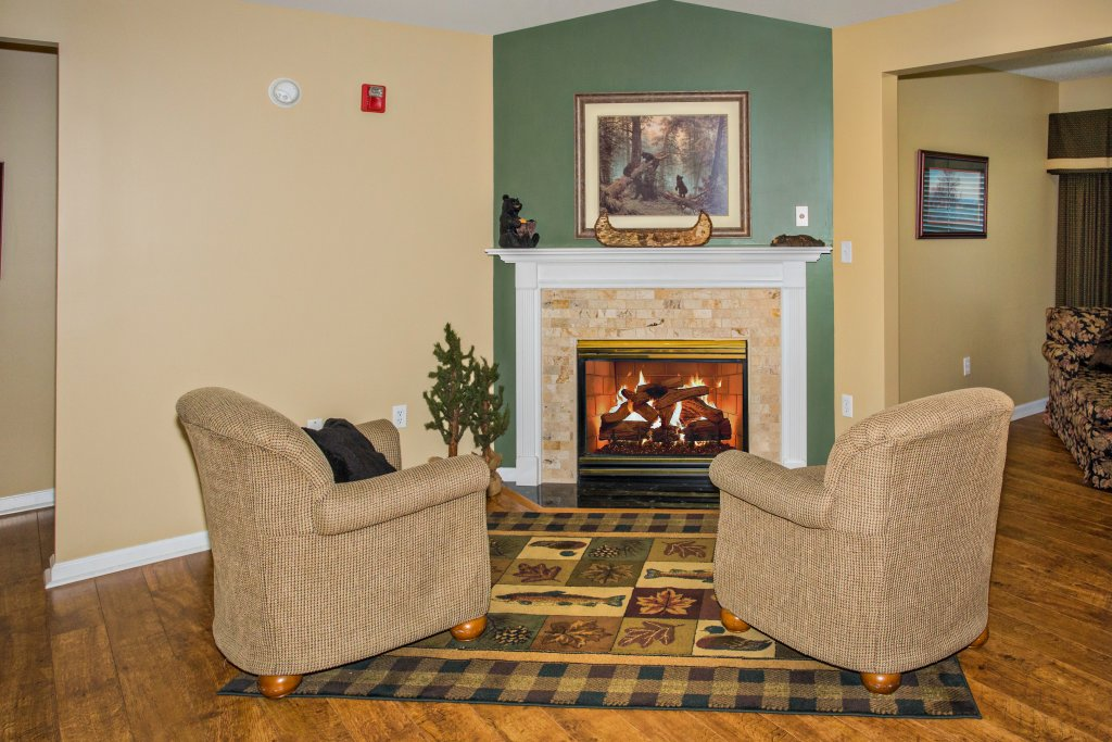 Photo of a Pigeon Forge Condo named Bear Crossing 503 Nb - This is the fifteenth photo in the set.